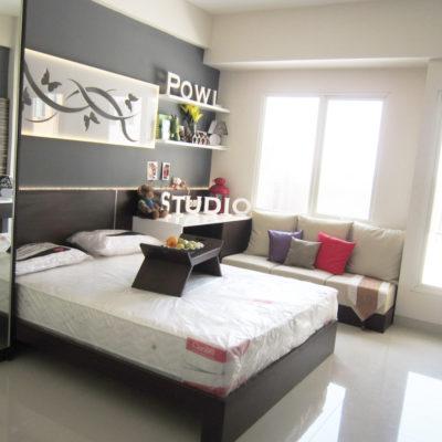 Interior Studio Apartemen Gallery Ciumbuleuit 2