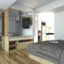 Full Paket Interior Apartemen Studio Murah