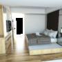 Paket Interior Apartemen Studio