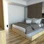 paket apartemen tipe studio
