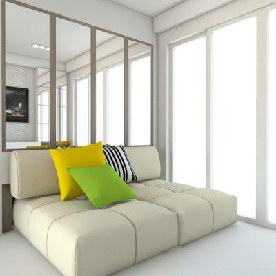 harga paket interior apartemen gateway bandung