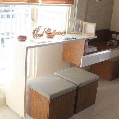 paket Interior apartemen gallery ciumbuleuit 3 harga 98 juta