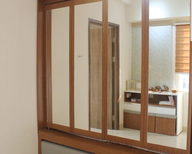 paket Interior design apartemen galeri ciumbuleuit 3