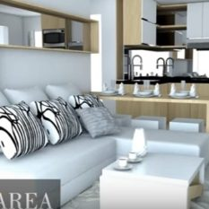 paket interior living room area landmark residence