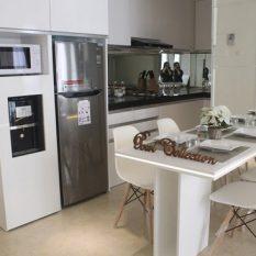 paket furniture landmark residence 2 kamar