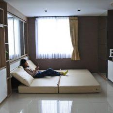 5 desain ruang apartemen multifungsi yang bikin nyaman