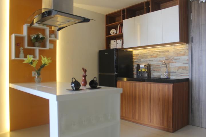 Interior Apartemen Furniture Konsep Alam Natural Minimalis