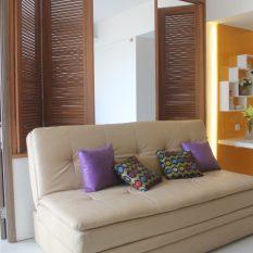 apartemen furniture natural konsep alam