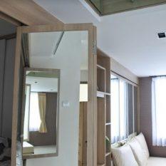 desain apartemen loft tipe 36