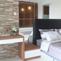 furniture interior kamar konsep alami dan natural
