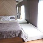 Penggunaan Furniture Serbaguna Untuk Tipe Apartemen Tipe Loft Lantai