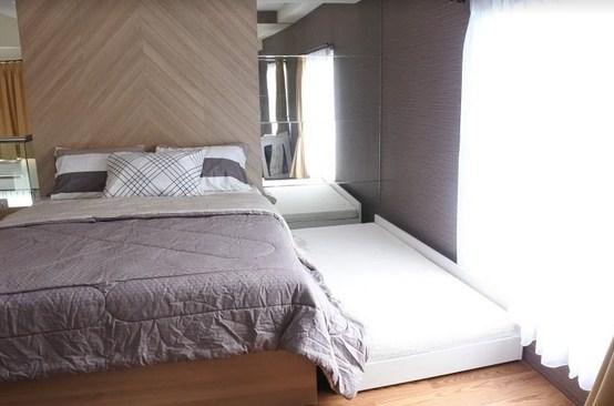 Interior Apartemen Loft Multifungsi