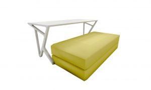 kursi sofa bed lipat serbaguna