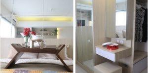 Furniture Untuk Desain Interior Apartemen Tipe Studio