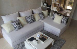 Interior Minimalist Putih Namun Elegan