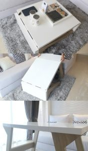 Jual Paket Interior Minimalist Nuansa Putih