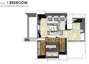Tips Mendekorasi Interior Apartemen Mungil