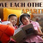 Desain Interior Apartemen 2 Kamar Untuk Aktifitas Anak Anak