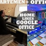 Interior Studio Apartemen Soho Home Office